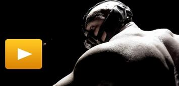 Bild zu:  The man who broke the Bat: Bane gespielt von Tom Hardy