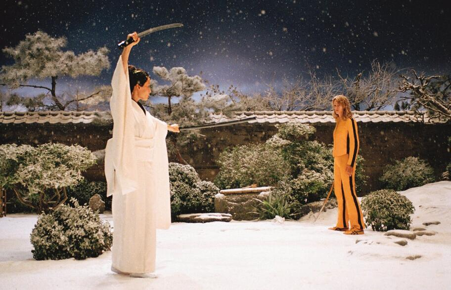 Kill Bill: Volume 1 mit Uma Thurman
