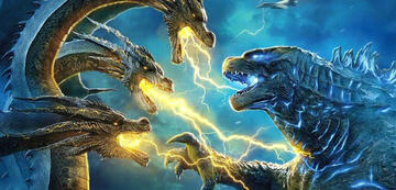 Werden im MonsterVerse nicht als Kaiju bezeichnet: King Ghidorah und Godzilla