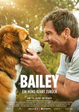 Bailey - Ein Hund kehrt zurück - Poster