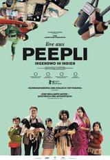 Live aus Peepli - Irgendwo in Indien - Poster