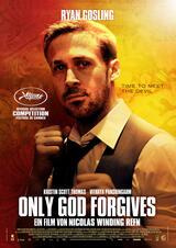 Only God Forgives - Poster