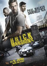 Brick Mansions - Poster