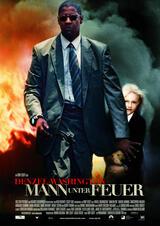Mann unter Feuer - Poster