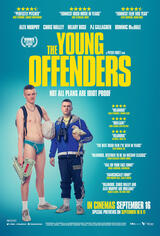 The Young Offenders - Poster