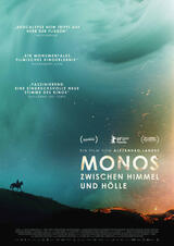 Monos - Zwischen Himmel und Hölle - Poster