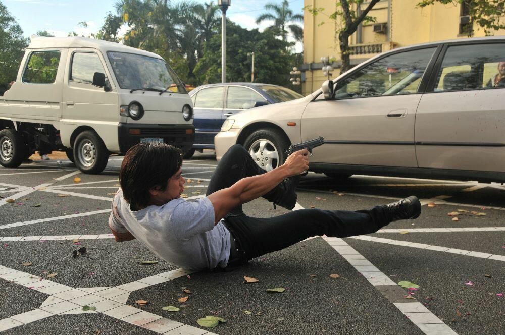 On the Job - Showdown in Manila