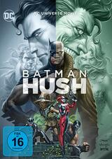 Batman: Hush - Poster