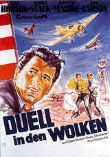 Duell in den Wolken - Poster