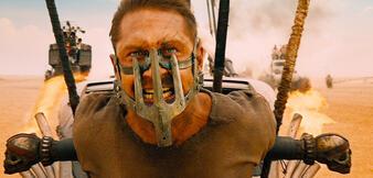 Für den Golden Globe nominiert: Mad Max Fury Road
