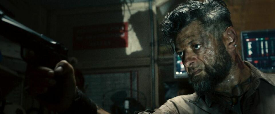 Marvel's The Avengers 2: Age of Ultron mit Andy Serkis