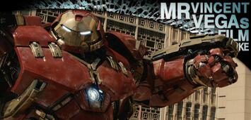Bild zu:  Maschinen gegen Menschen: Der Inhalt von The Avengers 2 ist Programm.