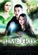 Timetrip: der Fluch der Wikinger-Hexe