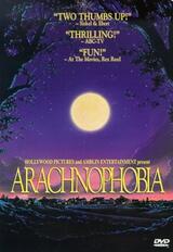 Arachnophobia - Poster