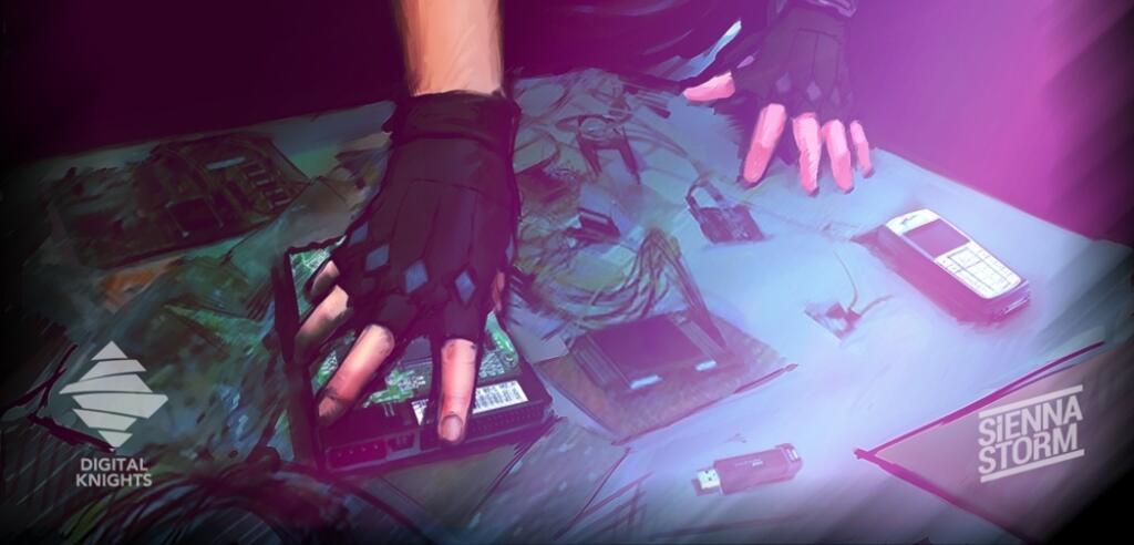 Sienna Storm buhlt auf Kickstarter um eure Moneten.