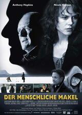 Der menschliche Makel - Poster