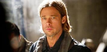 Bild zu:  World War Z mit Brad Pitt