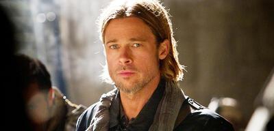 World War Z mit Brad Pitt