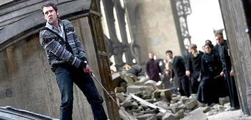 Neville in Harry Potter und die Heiligtümer des Todes 2