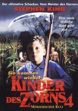 Kinder des Zorns 4 - Mörderischer Kult - Poster
