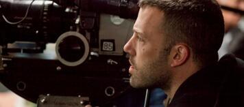 Ben Affleck bei den Dreharbeiten zu The Town
