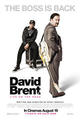 David Brent: Life on the Road - Poster