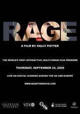 Rage - Poster