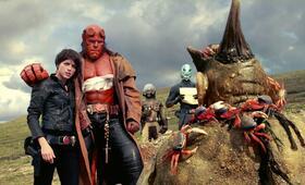 Hellboy II - Die goldene Armee mit Ron Perlman, Selma Blair und Doug Jones - Bild 35