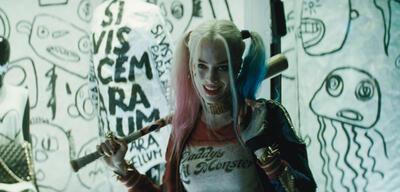 Margot Robbie als Harley Quinn inSuicide Squad