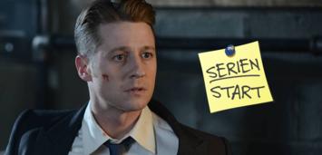 Bild zu:  Gotham Staffel zwei