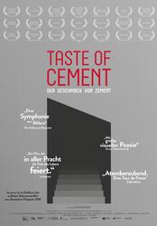 Taste of Cement - Der Geschmack von Zement Poster