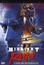 Midnight Run - 5 Tage bis Mitternacht Poster