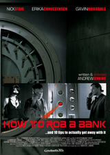 How to Rob a Bank - Poster
