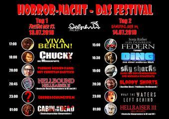 Festival-Programm
