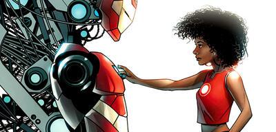 Riri Williams/Ironheart