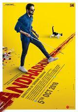 AndhaDhun - Poster
