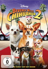 Beverly Hills Chihuahua 2 - Poster