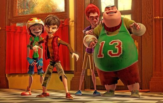 Fußball Großes Spiel Mit Kleinen Helden Film 2013 Moviepilotde
