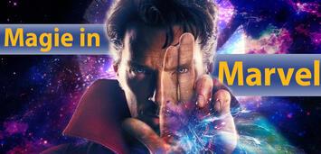 Bild zu:  Magie in Marvel Cinematic Universe
