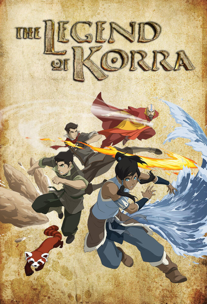Die Legende Von Korra Alle Folgen