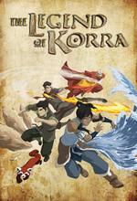 Die Legende von Korra Poster