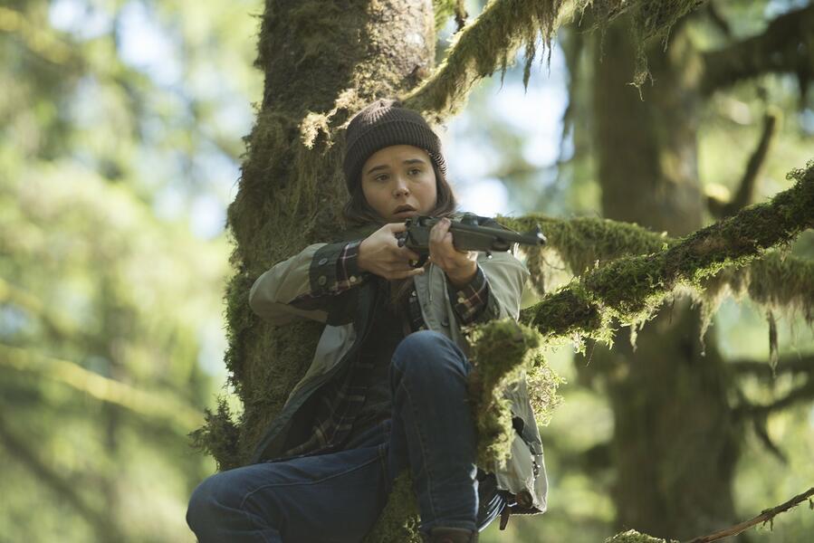 Into the Forest mit Ellen Page