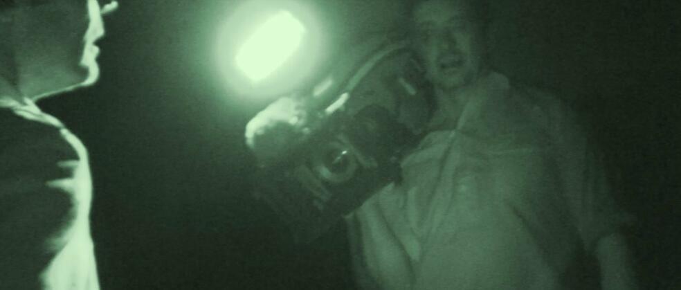 The Tunnel Fürchte Die Dunkelheit