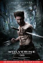 Wolverine: Weg des Kriegers Poster