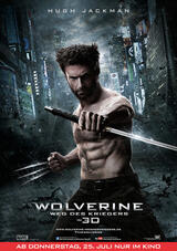 Wolverine: Weg des Kriegers - Poster