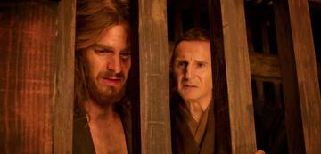 Silence: Andrew Garfield und Liam Neeson