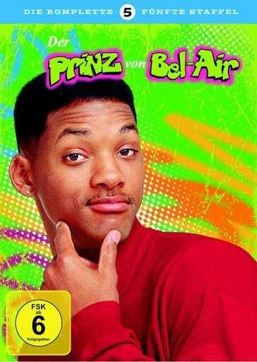 Der Prinz von Bel-Air - Staffel 5
