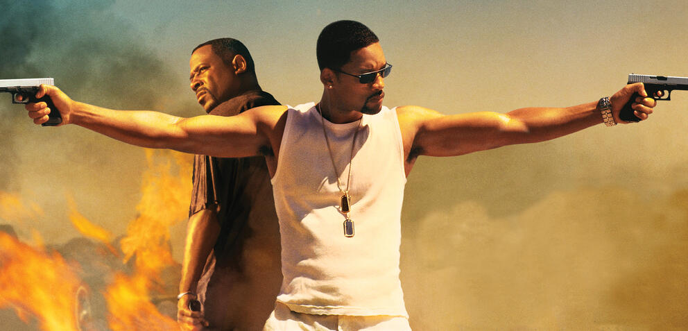 Wieder dabei? Will Smith (r.) in Bad Boys II