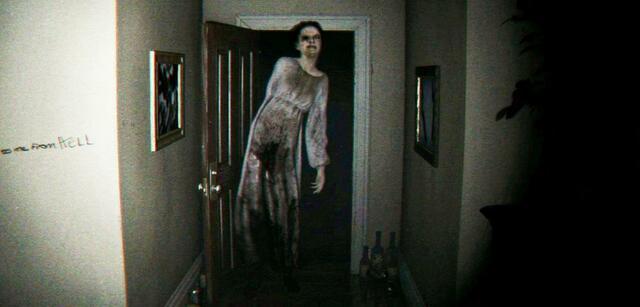 P.T.s Lisa freut sich über ihren Auftritt in The Phantom Pain