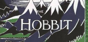 Bild zu:  The Hobbit Buchcover
